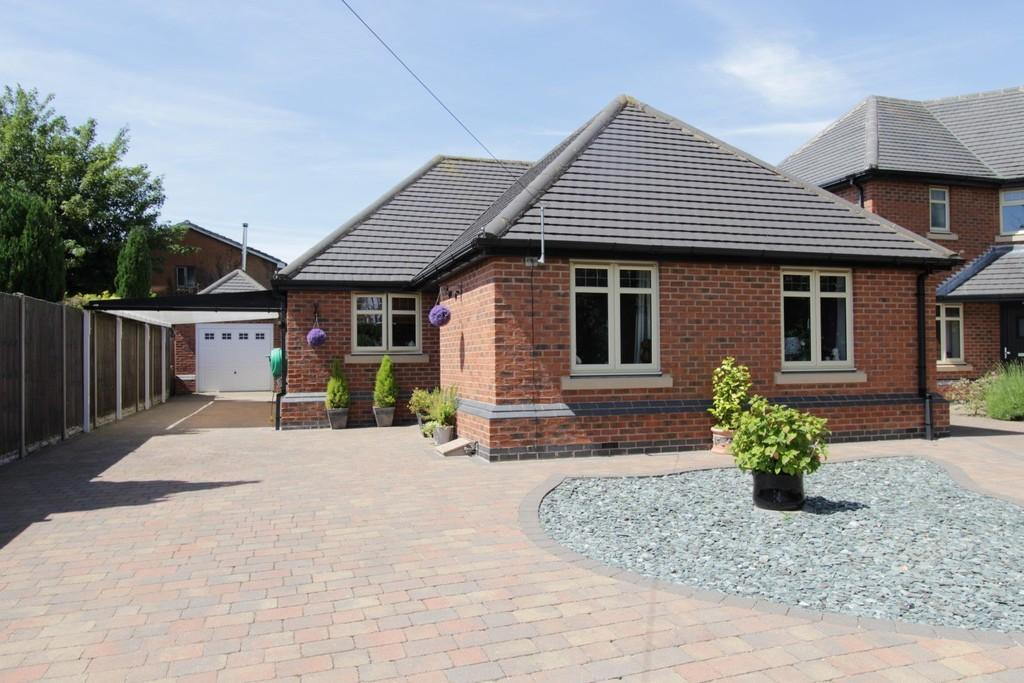 3 Bedrooms Detached Bungalow for sale in Quarry Hill, Wilnecote