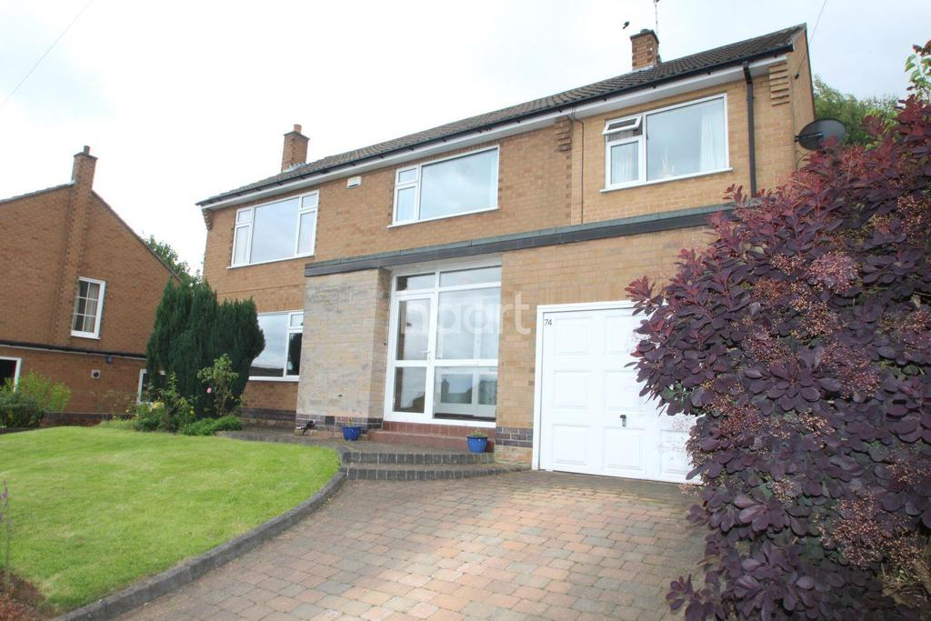 5 Bedrooms Detached House for sale in Walsingham Road, Woodthorpe, Nottingham