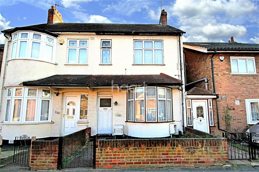 2 Bedrooms Flat for sale in St Marys Road, Ilford, Essex