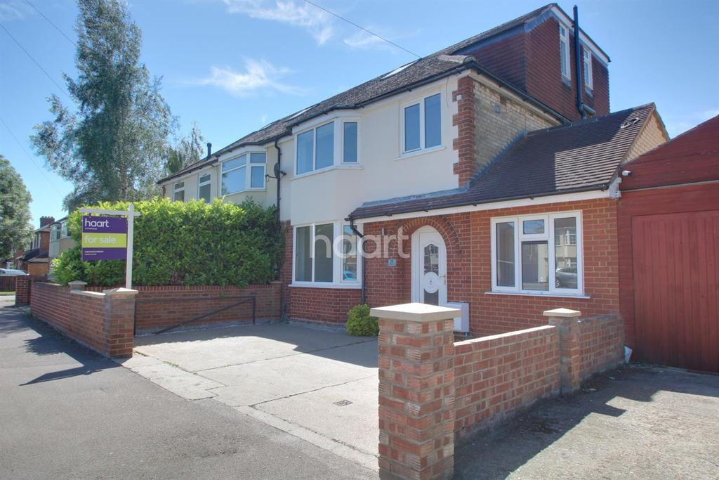 7 Bedrooms Semi Detached House for sale in Perne Road, Cambridge