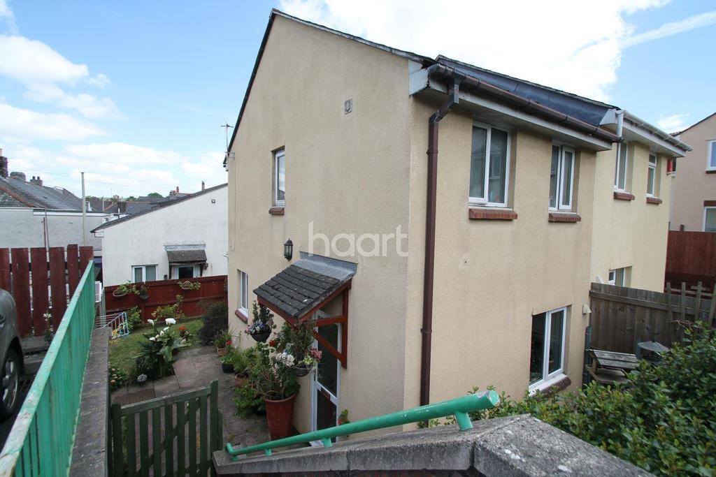 2 Bedrooms Semi Detached House for sale in Jubilee Terrace