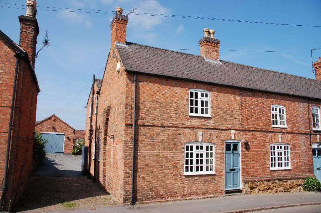 4 Bedrooms Cottage House for sale in Frisby on the Wreake