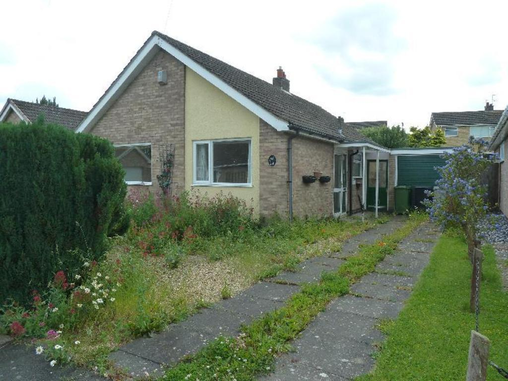 2 Bedrooms Detached Bungalow for sale in Oakham
