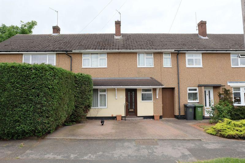 3 Bedrooms Terraced House for sale in Cathedral Avenue, Kidderminster DY11 6ER