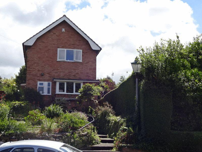 3 Bedrooms Detached House for sale in Chester Road South, Kidderminster DY10 1XD