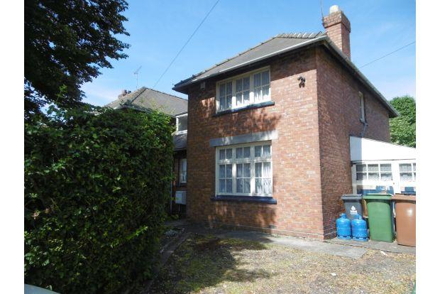 3 Bedrooms House for sale in SCARBOROUGH ROAD, WALSALL