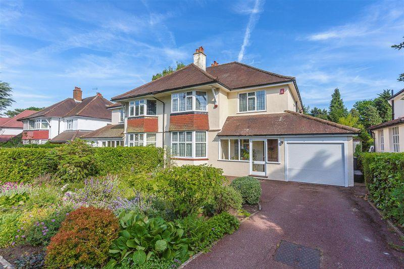 4 Bedrooms Semi Detached House for sale in Green Lane, West Purley