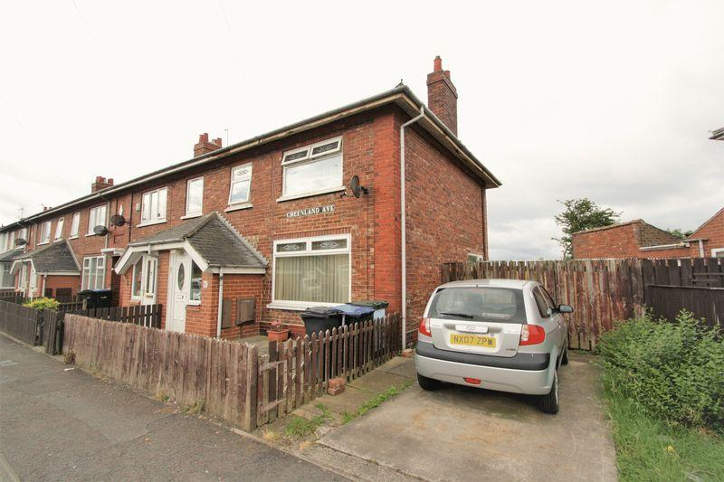 3 Bedrooms Terraced House for sale in Greenland Avenue, Whinney Banks TS5 4JW