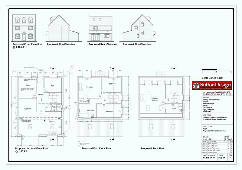 4 Bedrooms Detached House for sale in Kirkland Street, Pocklington