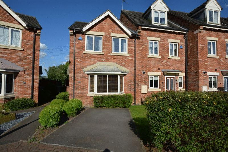 3 Bedrooms End Of Terrace House for sale in Mulberry Gardens, Scunthorpe
