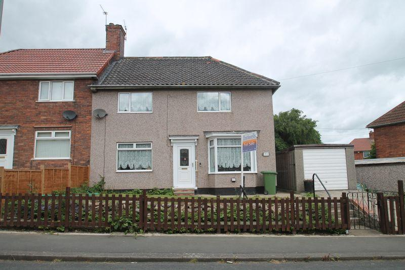 3 Bedrooms Semi Detached House for sale in Imperial Road, Billingham