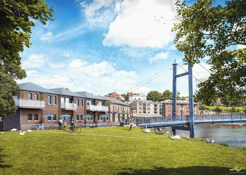 2 Bedrooms Apartment Flat for sale in Kennaway Apartments, Exeter Quay