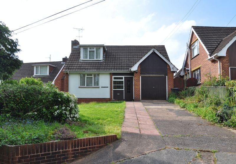 4 Bedrooms Detached Bungalow for sale in Ide near Exeter