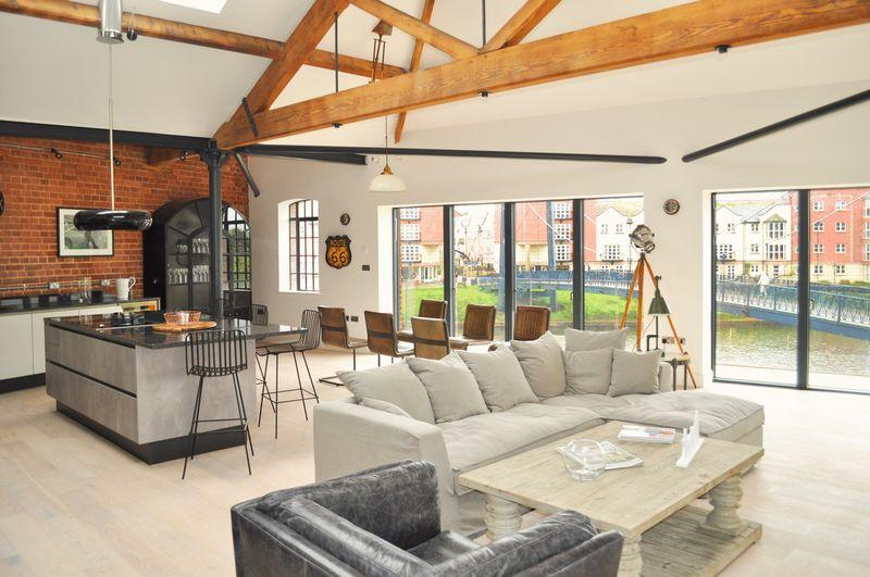 1 Bedroom Apartment Flat for sale in Kennaway Apartments, Exeter Quay