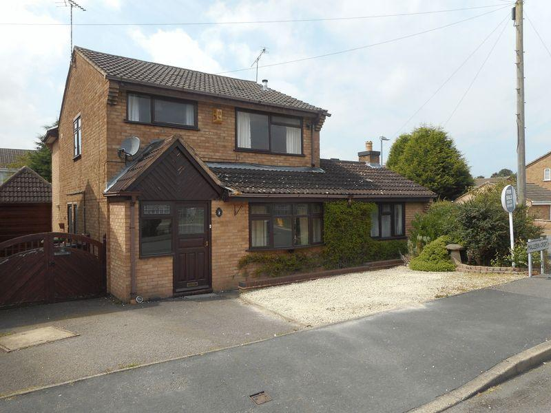 3 Bedrooms Detached House for sale in Mallerin Croft, Nuneaton