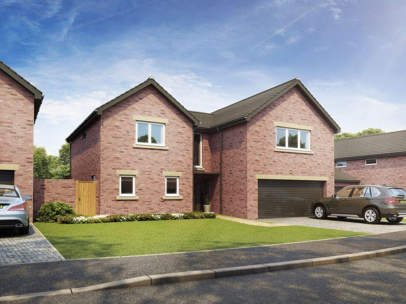 4 Bedrooms Detached House for sale in Plot 14 (Clarence), Langwathby Hall Farm, Langwathby, Penrith