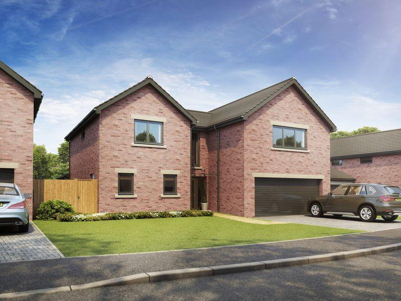 4 Bedrooms Detached House for sale in Plot 13 (Clarence), Langwathby Hall Farm, Langwathby, Penrith