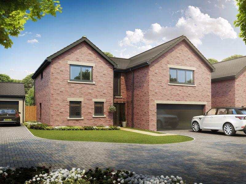 4 Bedrooms Detached House for sale in Plot 2 (The Hampton), Langwathby Hall Farm, Langwathby, Penrith