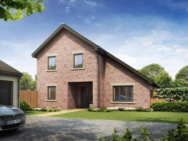 4 Bedrooms Detached House for sale in Plot 3 (Kensington), Langwathby Hall Farm, Langwathby, Penrith