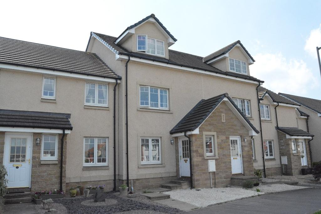 3 Bedrooms Terraced House for sale in Gowkhill Place, Larbert, Falkirk, FK5 4US