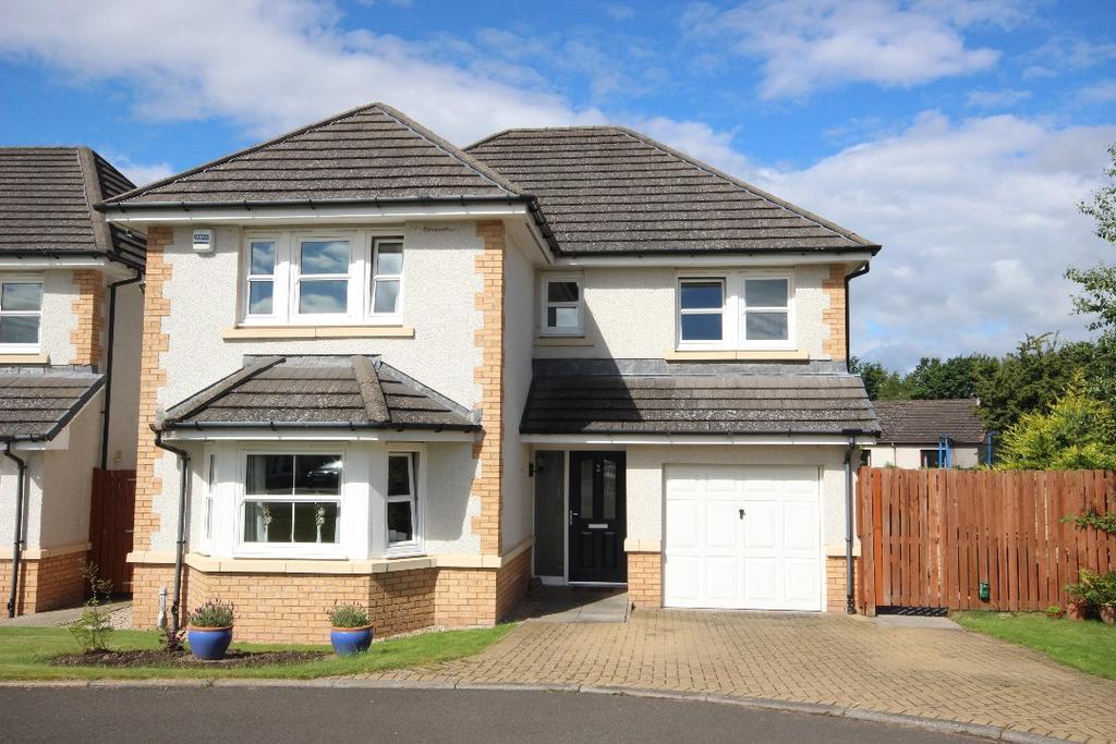 4 Bedrooms Detached House for sale in Poplar Avenue , Bridge of Earn , Perthshire , PH2 9FJ