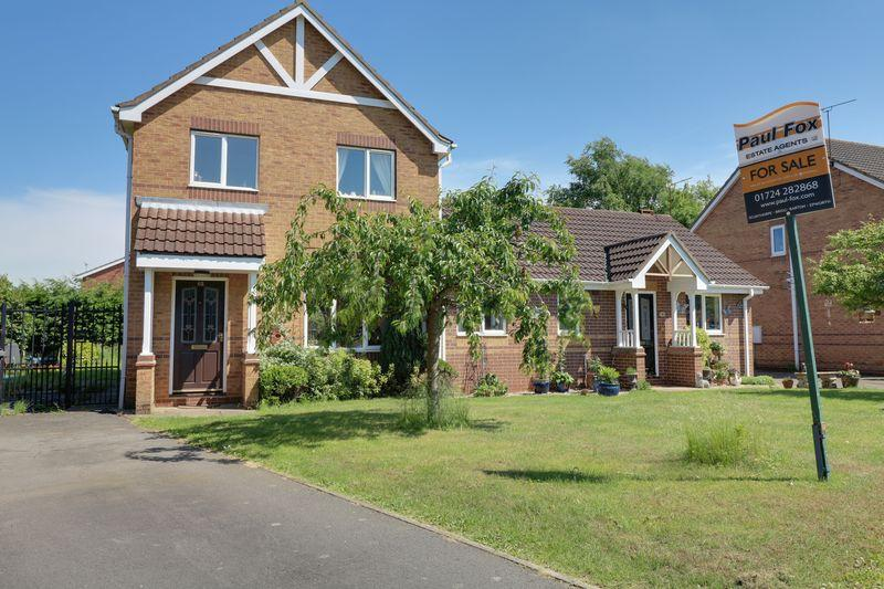 3 Bedrooms Semi Detached House for sale in Sorrel Way, Scunthorpe
