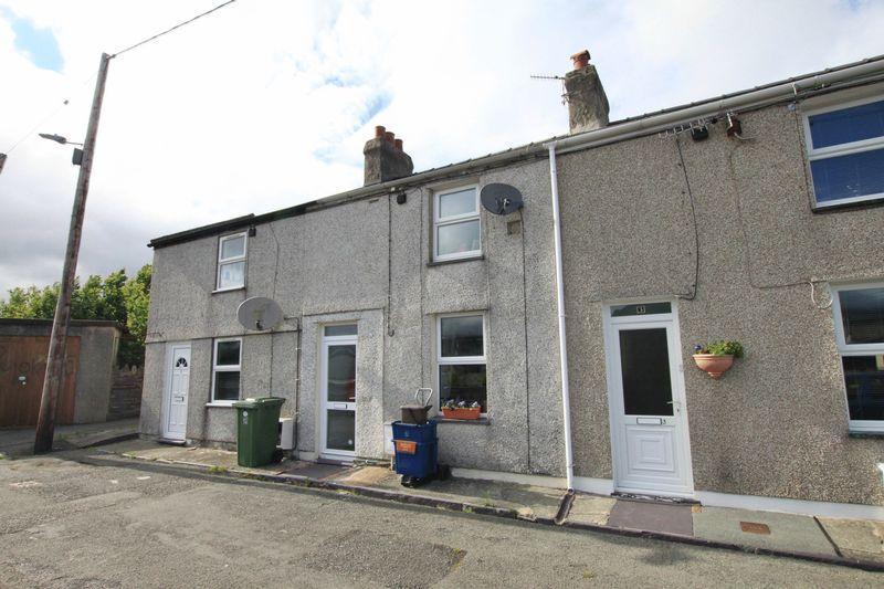 2 Bedrooms Terraced House for sale in Bethesda, Gwynedd