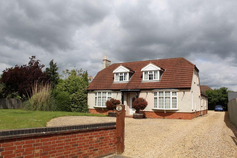 3 Bedrooms Detached House for sale in Main Road, Tallington, Lincolnshire