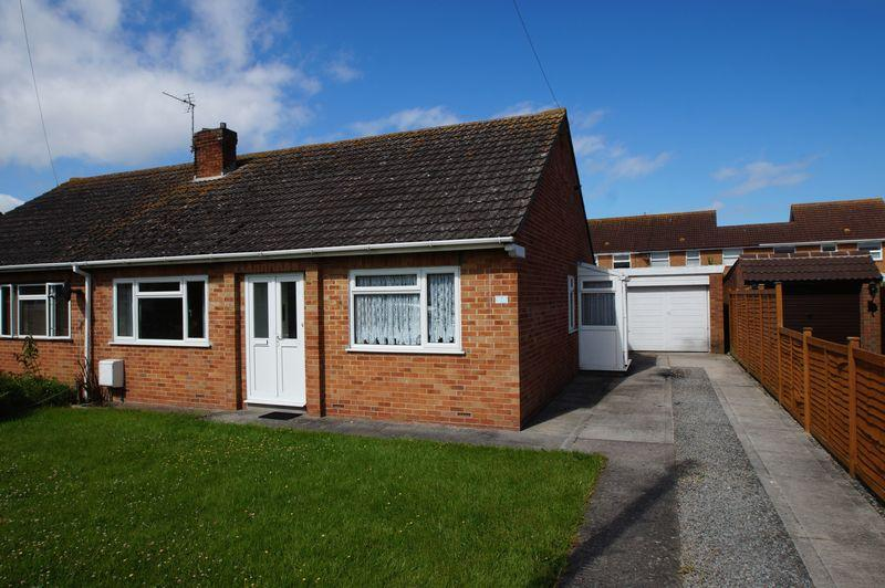 3 Bedrooms Semi Detached Bungalow for sale in Rosewood Drive, Burnham-On-Sea