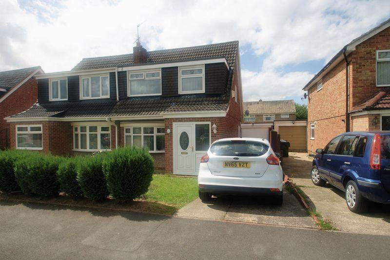 3 Bedrooms Semi Detached House for sale in Tindale Walk, Middlesbrough
