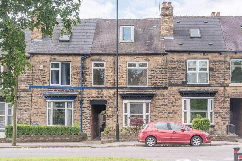 3 Bedrooms Terraced House for sale in Manchester Road, Crosspool, S10 5PL - Large Rear Garden