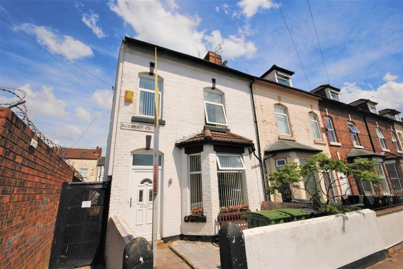 4 Bedrooms Terraced House for sale in Rudgrave Square, Wallasey