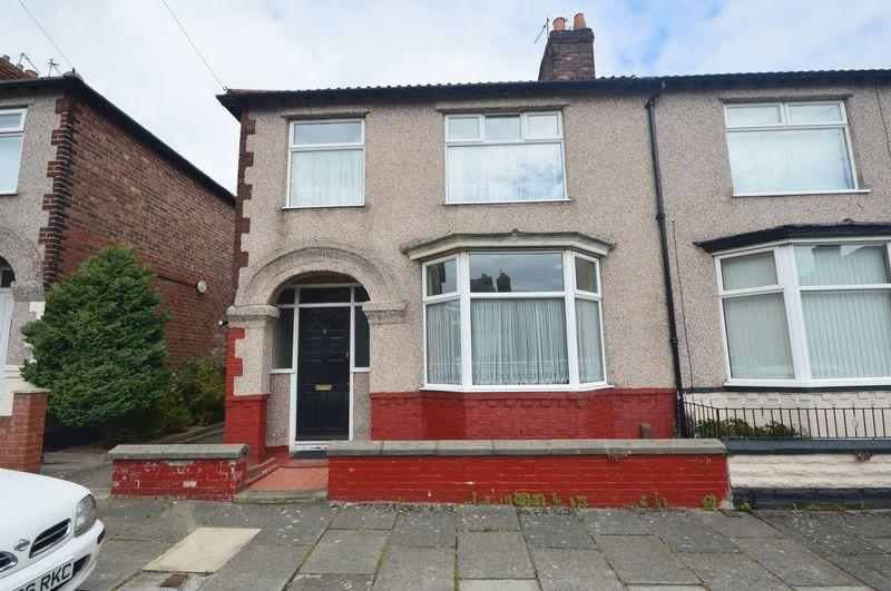 3 Bedrooms Semi Detached House for sale in Granard Road, Wavertree