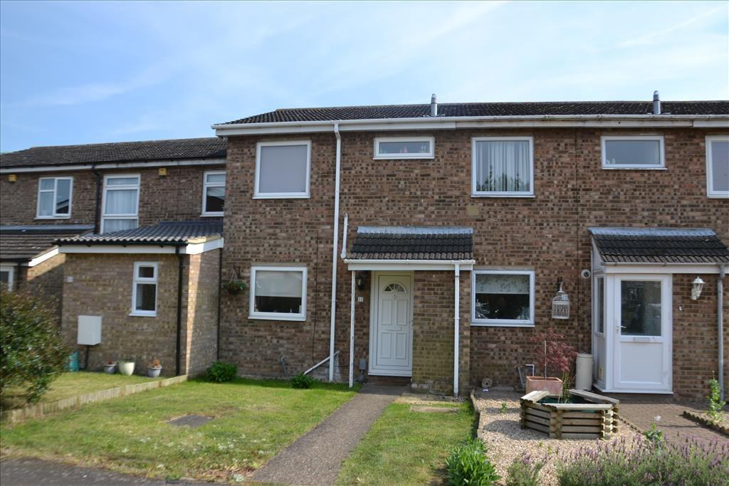 2 Bedrooms Terraced House for sale in Osprey Road, Biggleswade, SG18