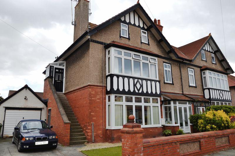 3 Bedrooms Maisonette Flat for sale in F.F.M. 9a Sandlea Park, West Kirby