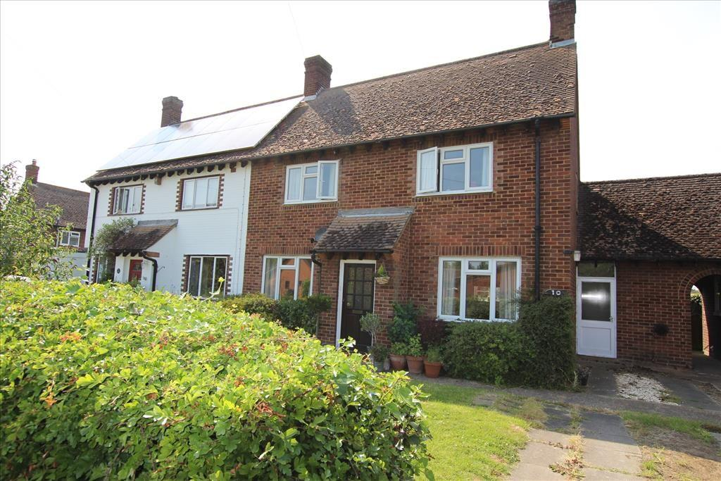 3 Bedrooms Semi Detached House for sale in Francis Road, HINXWORTH, SG7