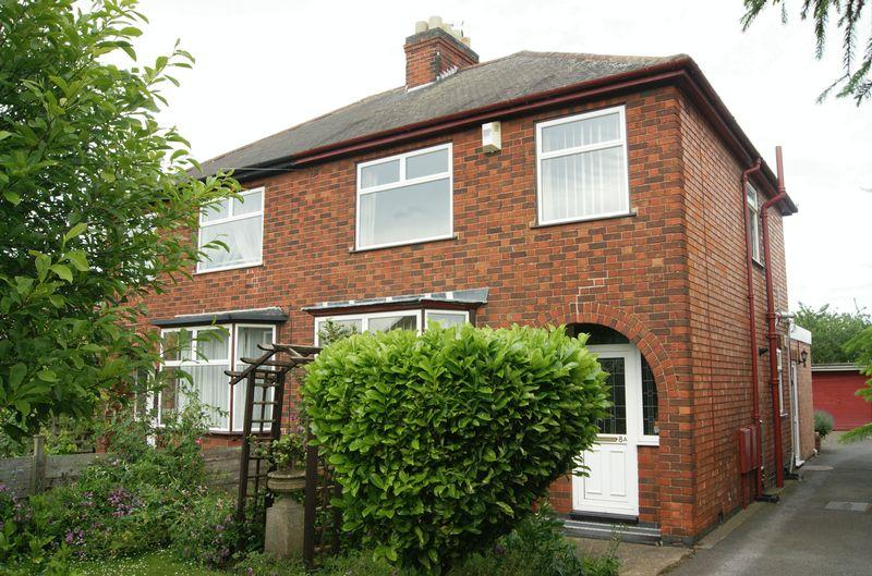 3 Bedrooms Semi Detached House for sale in Winthorpe Road, Newark