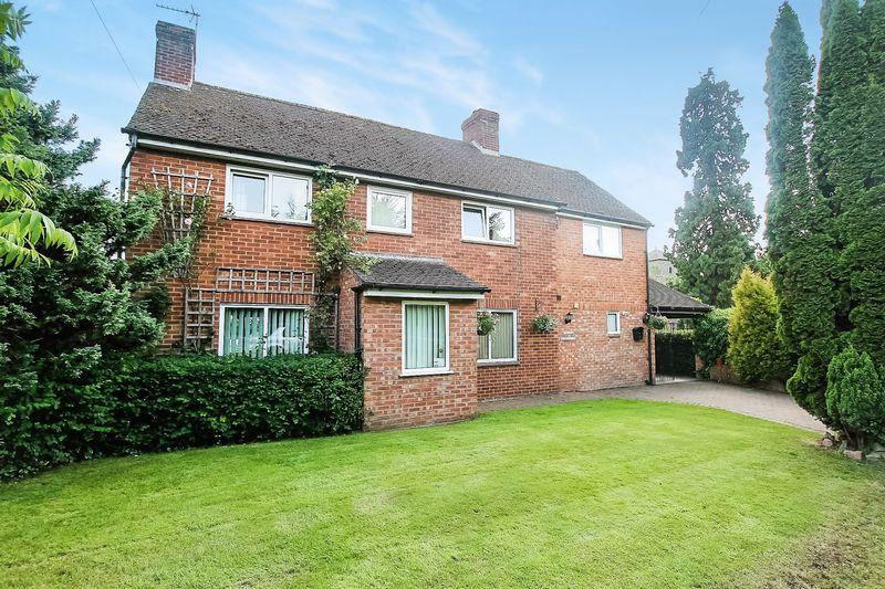 4 Bedrooms Detached House for sale in MANSEL LACY