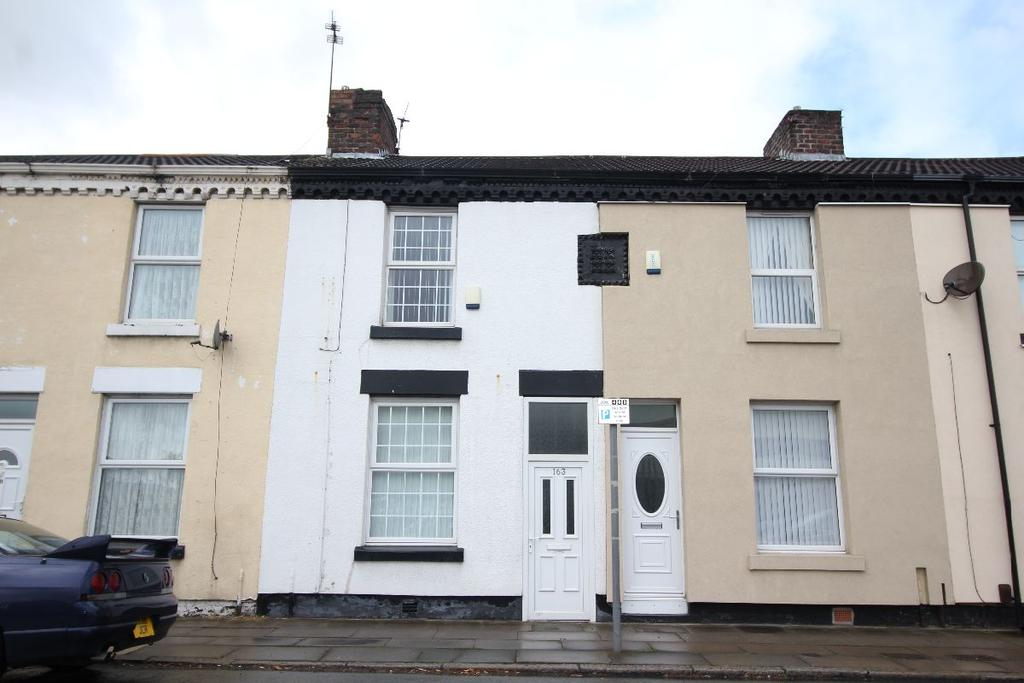 3 Bedrooms Terraced House for sale in Litherland Road