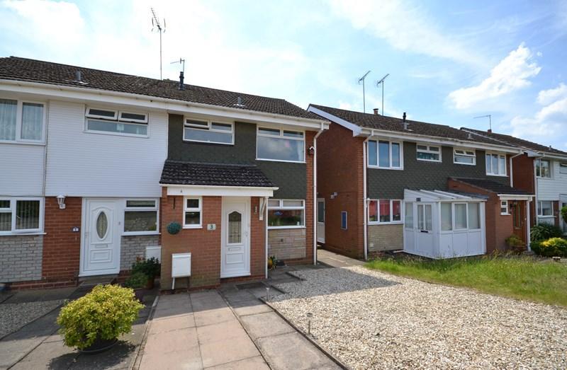 3 Bedrooms Semi Detached House for sale in Corbett Road, Kidderminster