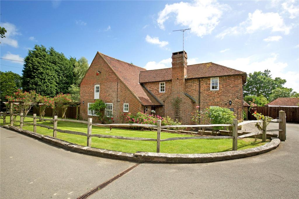 4 Bedrooms Link Detached House for sale in East Grinstead Road, North Chailey, Lewes, East Sussex, BN8