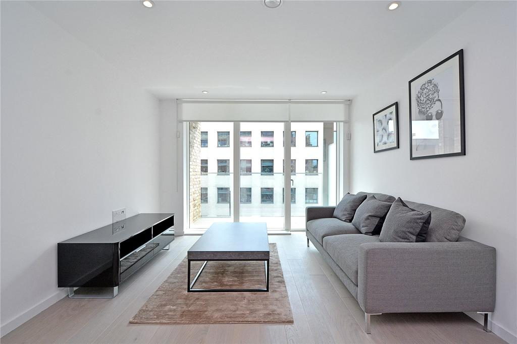 Brandon House 10 Hilary Mews London Se1 1 Bed Flat 2 167 Pcm