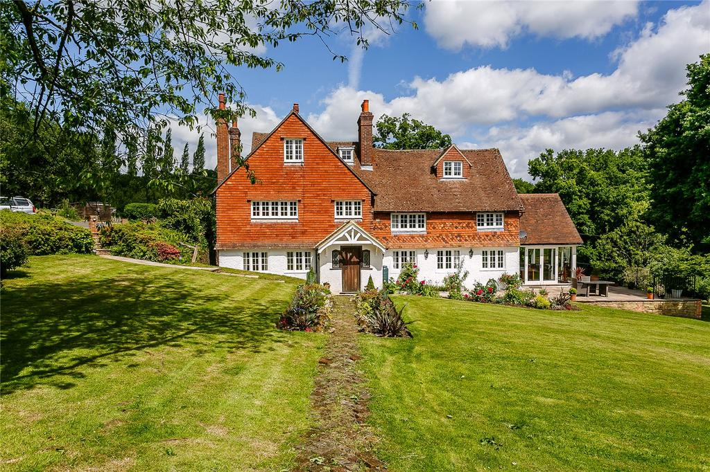5 Bedrooms Detached House for sale in Anstie Lane, Coldharbour, Dorking, Surrey, RH5