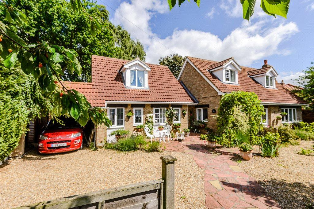 4 Bedrooms Detached House for sale in High Street, Heckington, Sleaford, Lincolnshire, NG34