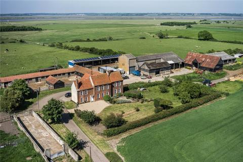 Farm for sale - Reeves Hall, Meeting Lane, Mersea Island, Colchester, CO5