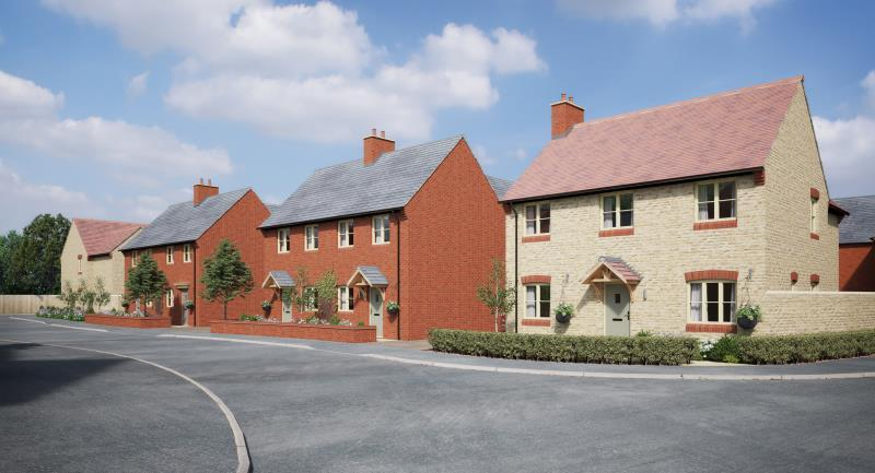 4 Bedrooms Detached House for sale in Plot 23, The Meadows, Old Stratford, Milton Keynes, Northamptonshire