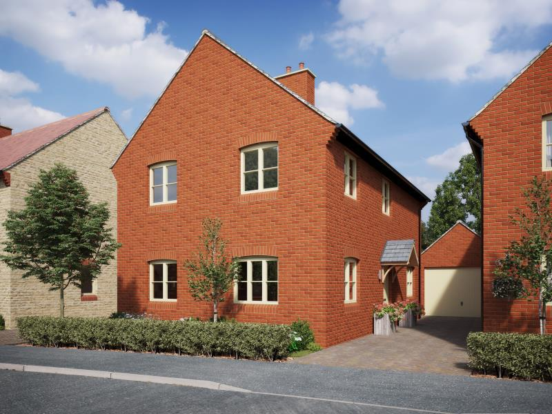 4 Bedrooms House for sale in Plot 30, The Meadows, Old Stratford, Milton Keynes, Northamptonshire