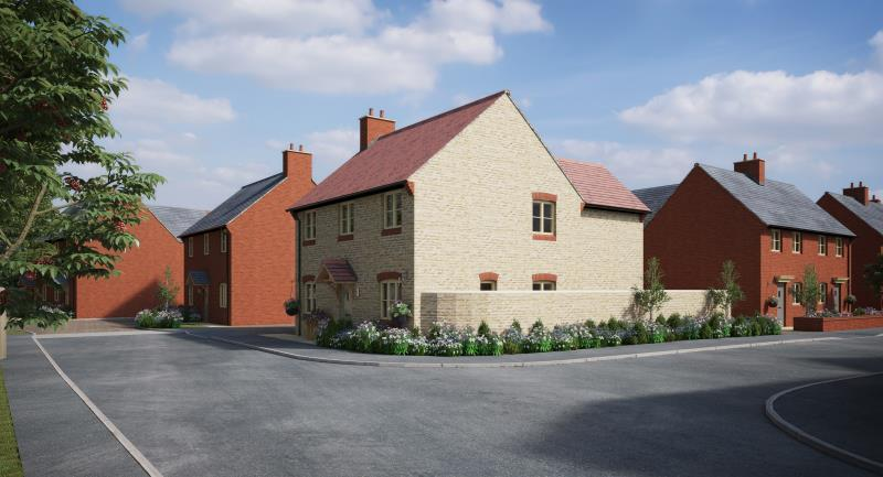 3 Bedrooms House for sale in Plot 21, The Meadows, Old Stratford, Milton Keynes, Northamptonshire