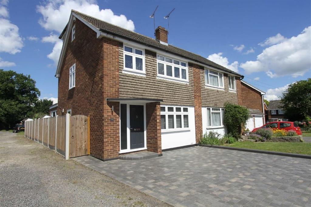 4 Bedrooms Semi Detached House for sale in Cherry Gardens, Billericay, Essex, CM12 0HA