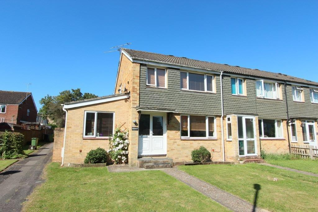4 Bedrooms End Of Terrace House for sale in Ferrybridge Green, Hedge End SO30